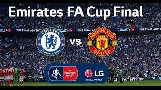 Prediksi Chelsea vs Manchester United di Final Piala FA