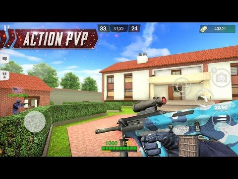 Special Ops: Gun Shooting - Online FPS War Game Android Gameplay
