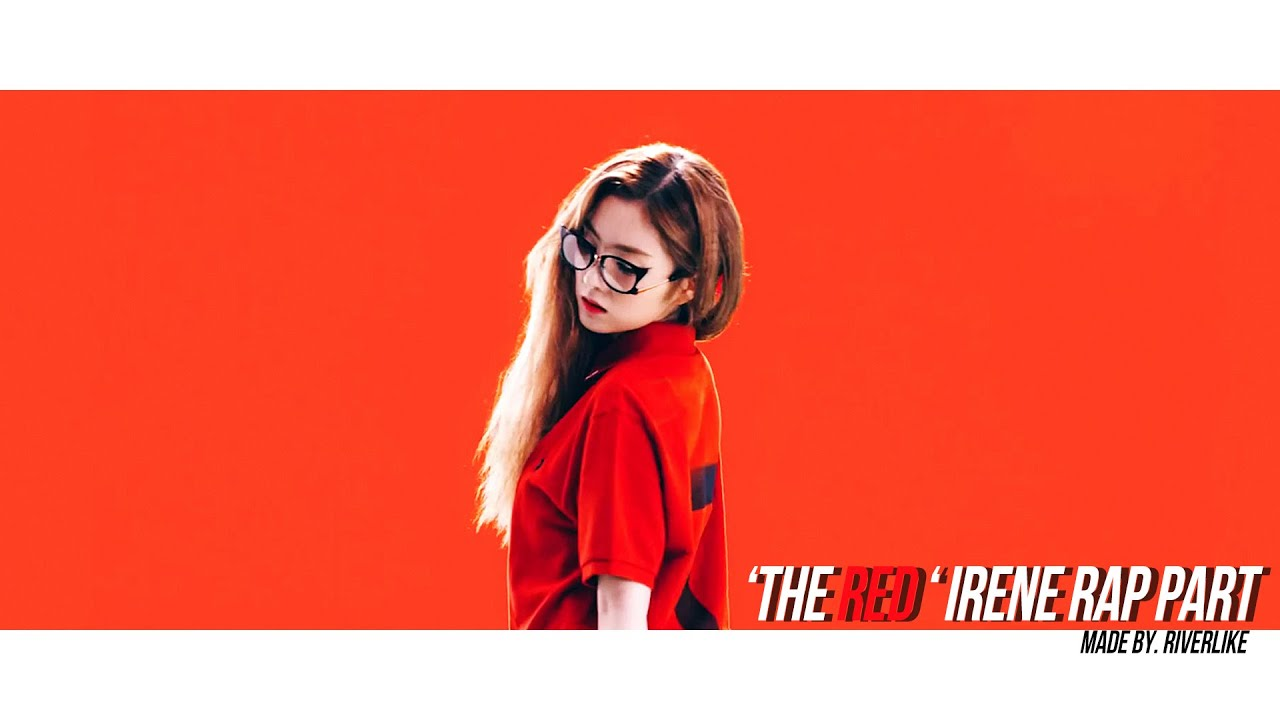 Iphone Default Wallpaper The Red In Irene Rap Part 정규 1집 아이린 랩 파트 Youtube