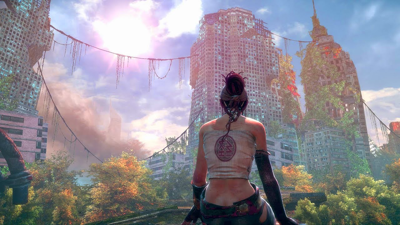 9 Amazing Upcoming Open World Games Of 2017 Beyond Ps4
