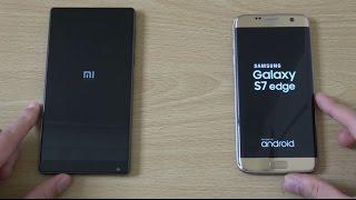 Xiaomi Mi Mix vs Samsung Galaxy S7 Edge - Speed & Camera Test!