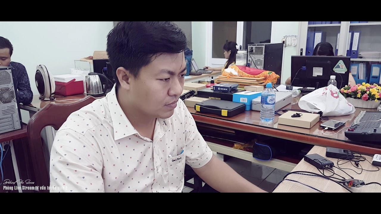 [ Behind The Scene ] Setup 01 buổi livestream tại trường CĐ Lý Tự Trọng Tp.HCM – Phần 02