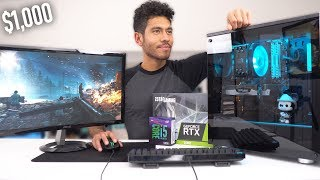 1000-gaming-pc-build-rtx-2060-i5-9600k-w-benchmarks
