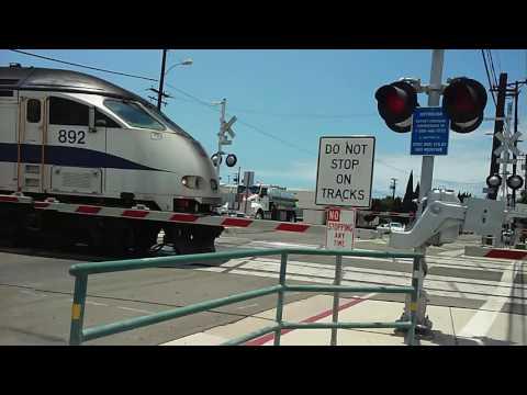 Metrolink in Santa Ana California