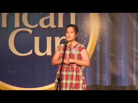Erican Cup 2016 – Storytelling  - Ow Ee Lynn – Ipoh – The Red Dragon
