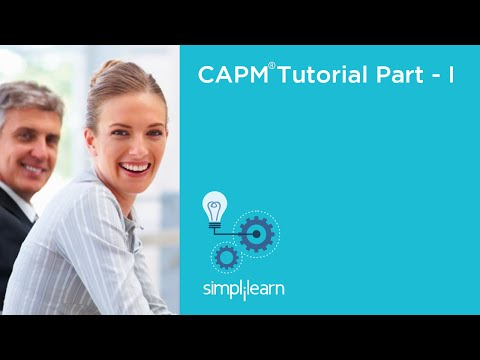 Introduction To CAPM® Certification Training | Simplilearn