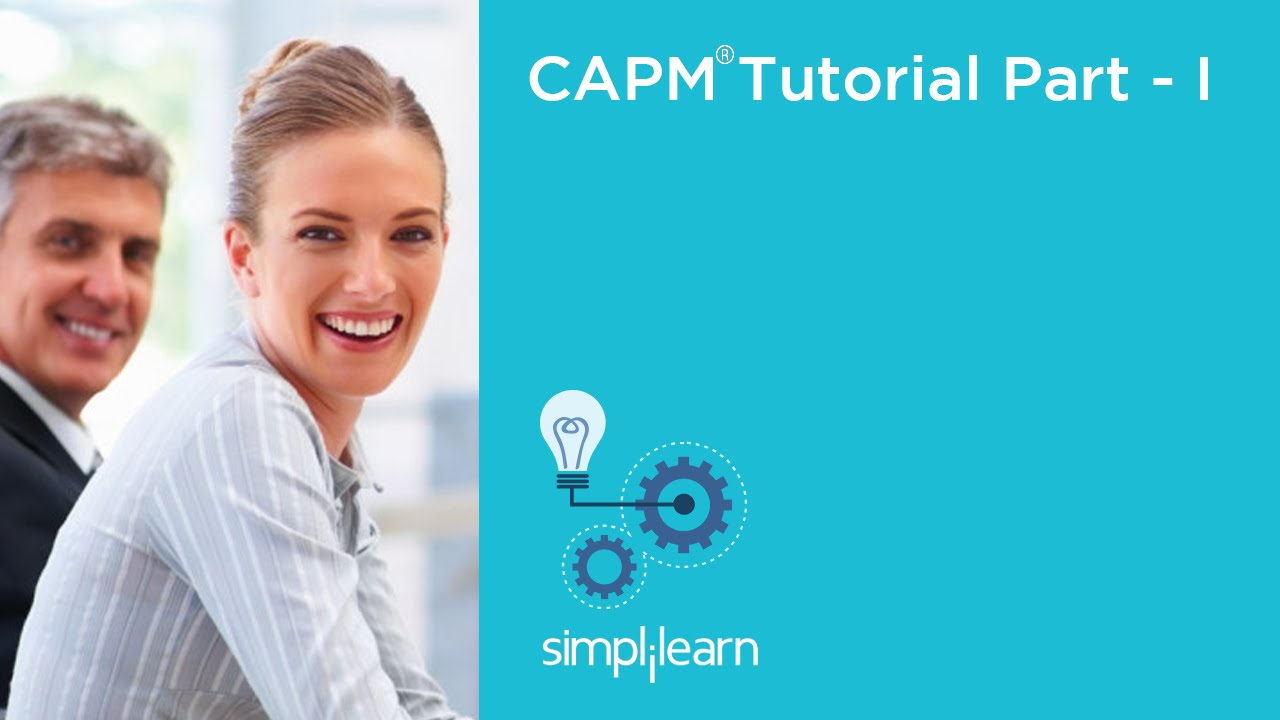 Introduction To Capm Certification Training Simplilearn