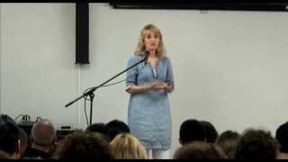 Karma 2 (completo) Suzanne Powell - Barcelona - 22-6-2011