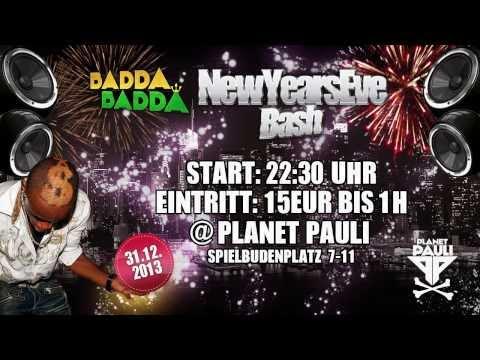 BADDA BADDA NEW YEARS EVE BASH 2014 PROMOVIDEO (DANCEHALL/REGGAE/HIPHOP/AFROBEATS @ PLANET PAULI))