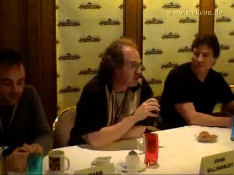 FedCon XVIII - 2009 Press Conference (full length)
