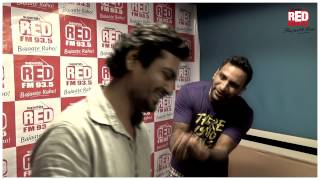 Nawazuddin Siddiqui joins RJ J Man at Red FM Studio: Part 1