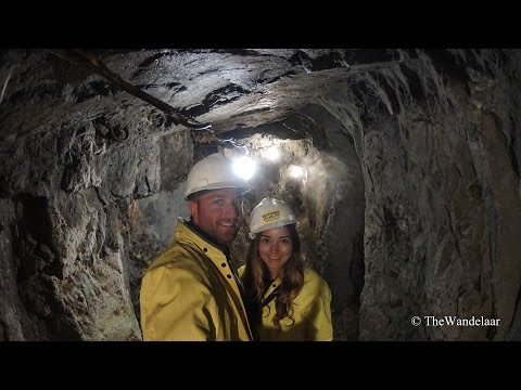 Old Hundred Gold Mine Tour In Silverton, Colorado