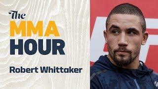 After Defeating Yoel Romero Twice, Robert Whittaker Not Interested In Third Meeting