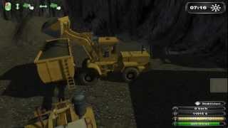 Farming Simulator 2011 ( Feldy map digging )