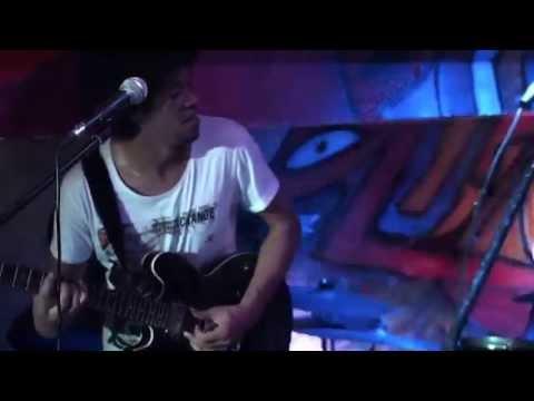 Joël Rabesolo Trio im Crazy Lion 2014