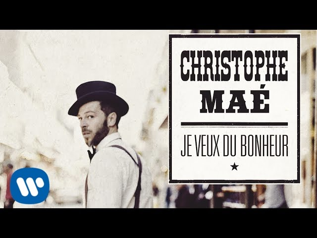 Christophe Maé – It's Only Mystery (Audio officiel)