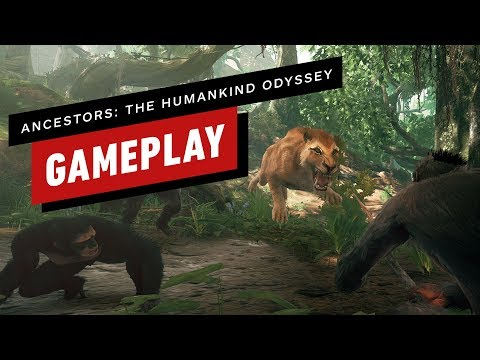 13 Minutes of Ancestors: The Humankind Odyssey Gameplay