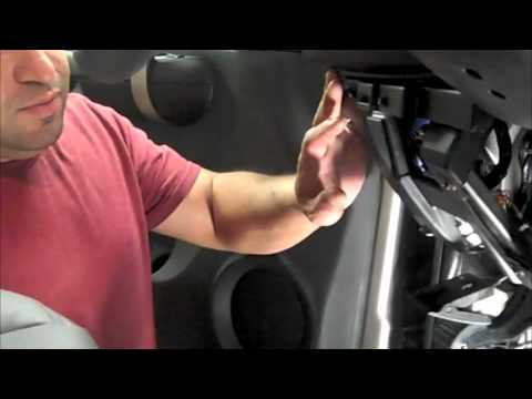 2007-2012 Sierra / Silverado Rearview Camera Kit - Complete Kit