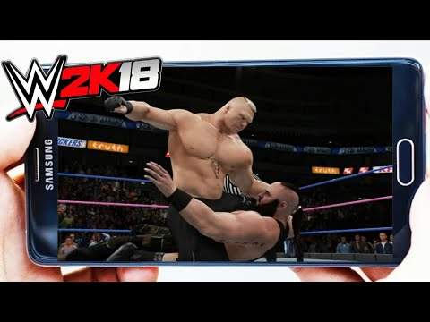 How To Download Wwe 2k18 On Android Device For Free Youtube