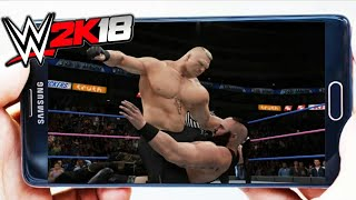 How To Download wwe 2k18 On Android Device For Free