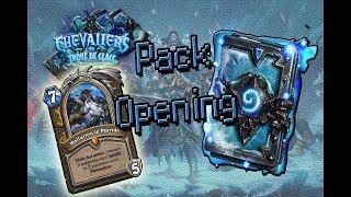 TECHNIQUE POUR AVOIR DES LÉGENDAIRES ! (Pack Opening Hearthstone)