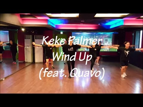 Keke Palmer-Wind Up (feat. Quavo) Choreography by HyunHo Lee