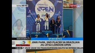 BT: Jinri Park, 2nd Placer Sa Brazilian Jui-jitsu Londo Open