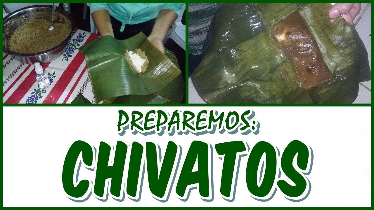 PREPAREMOS: CHIVATOS