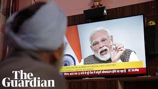 Modi Announces Coronavirus Lockdown 'to Save India'