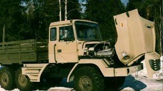 ТАКОЙ грузовик УРАЛ ВЫ точно не ВИДЕЛИ   секретный архив СССР