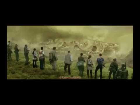 'Kong: Skull Island' All TV Spots 1-4 + Breakdown!