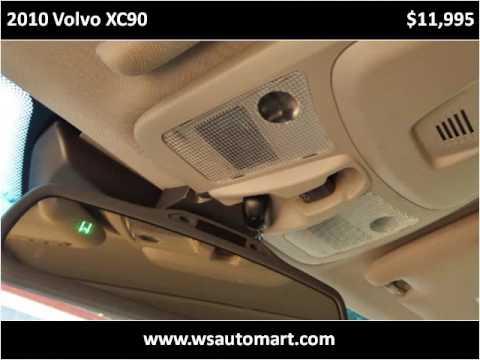 2010 Volvo XC90 Used Cars St Augustine FL