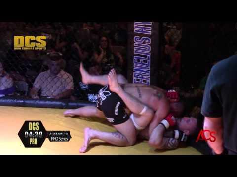 DCS (Dual Combat Sports)  Jason Fischer vs Jeremy Czarnecki