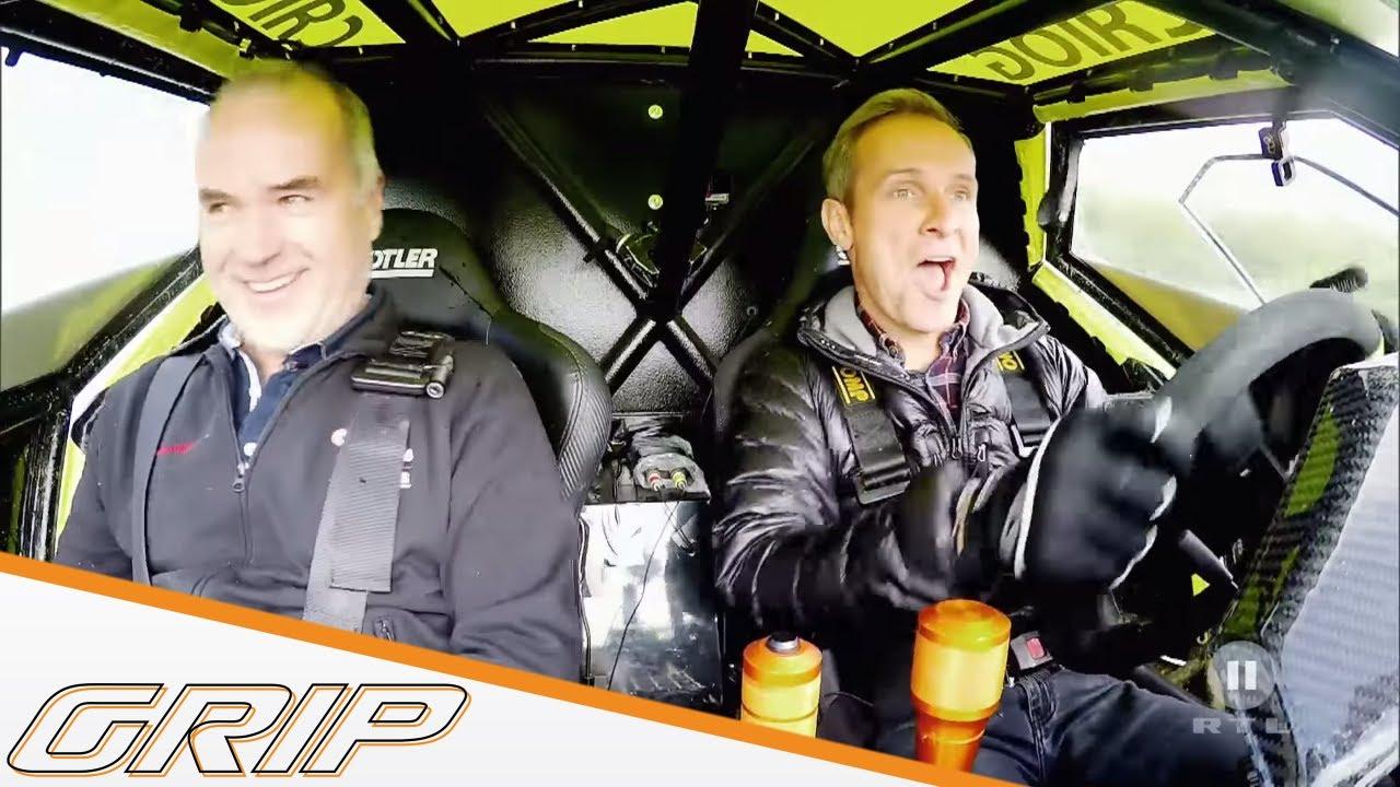 Der CRIOG-Buggy - GRIP - Folge 421 - RTL2