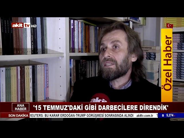 Akademya Dergisi Genel Yayın Yönetmeni Hayreddin Soykan'dan Akit TV'ye açıklama