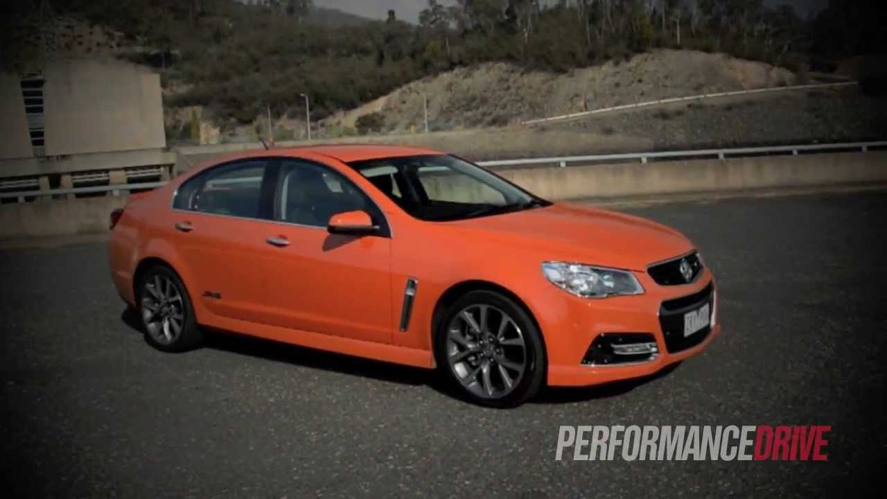 2014 holden vf commodore ss v engine sound and 0 100kmh youtube vanachro Images
