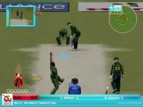 ... World Cup 2014 Cricket Highlights 23 March Aus vs Pak 23-03-2014