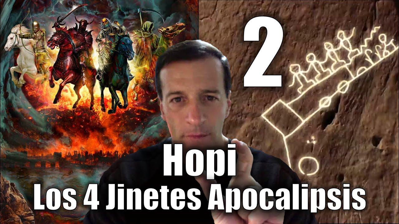2 ???? Profecía Hopi los 4 Jinetes del Apocalipsis religión economía política ciencia Jose Luis Pari