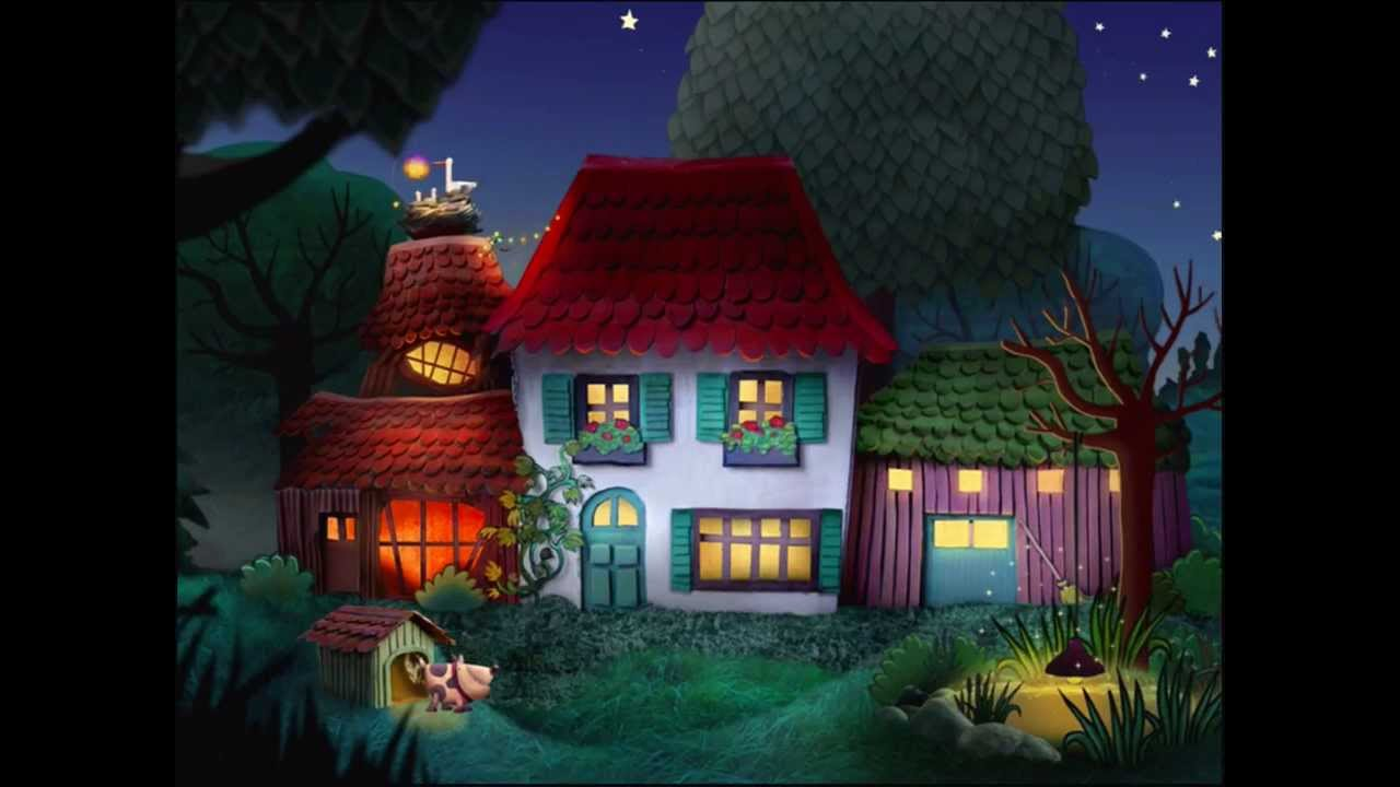 Nighty Night - Top Bedtime Story App for Kids