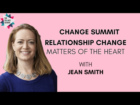 Jean Smith on RELATIONSHIP CHANGE: Matters of the Heart