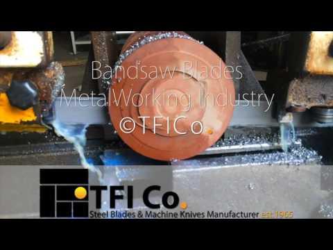 TFI Co. | Bandsaw Blades | Metal Industry | (TFI Company)