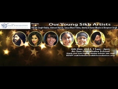 Our Young Sikh Artists By Sikh Foundation