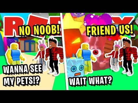 Lego Robot Roblox Noob Noob Disguise Trolling Using 10 Secret Rare Pets To Troll Roblox Bullies In Bubblegum Simulator Youtube