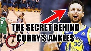 Why Stephen Curry Keeps INJURING His Ankles In The NBA