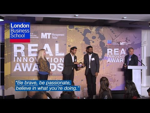Real Innovation Awards 2017: awards night insights | London Business School