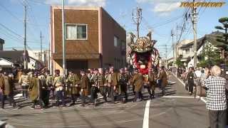 唐津くんち(からつくんち)は、佐賀県唐津市にある唐津神社の秋季例大...
