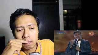 ABDUL - YOU ARE THE REASON (Calum Scott) - Spekta Show Top 5 - Indonesian Idol 2018 - Reaction Video