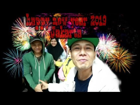 Tahun Baru 2019-Harapan Orang Jakarta Gokil(vlog)#wanditowilas