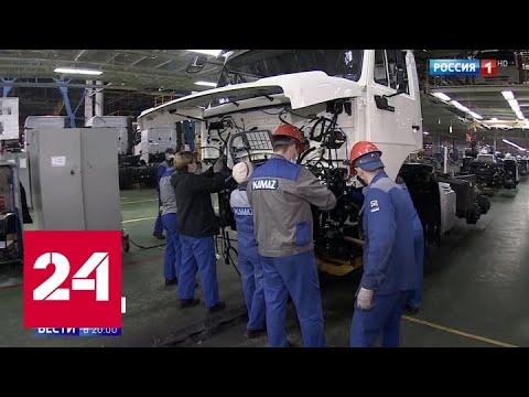 Промышленные предприятия РФ