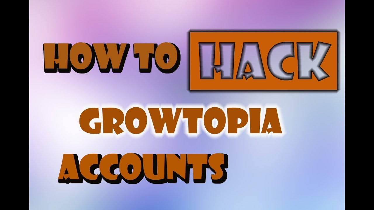 GROWTOPIA| |ALL VERSIONS |AUTOBUILDER by Ama| HOW TO HACK